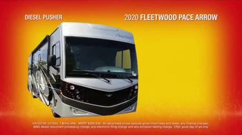 La Mesa RV Fiesta of Savings TV Spot, '2020 Fleetwood Pace Arrow' - Thumbnail 4