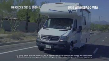La Mesa RV TV Spot, 'Low Pricing: 2020 Winnebago Vita'