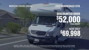La Mesa RV TV Spot, 'Low Pricing: 2020 Winnebago Vita' - Thumbnail 6