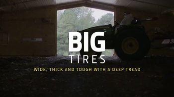 John Deere 4M Heavy Duty Compact Utility Tractors TV Spot, 'Enter the Poultry House' - Thumbnail 4
