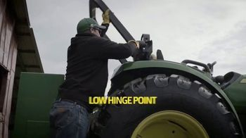 John Deere 4M Heavy Duty Compact Utility Tractors TV Spot, 'Enter the Poultry House' - Thumbnail 5