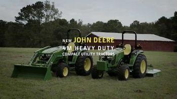 John Deere 4M Heavy Duty Compact Utility Tractors TV Spot, 'Enter the Poultry House' - Thumbnail 8