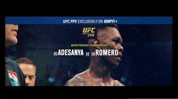 ESPN+ TV Spot, 'UFC 248: Adesanya vs. Romero' Song by Eminem