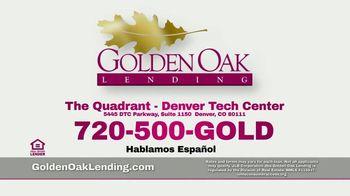Golden Oak Lending TV Spot, 'Dropped Rates' - Thumbnail 7