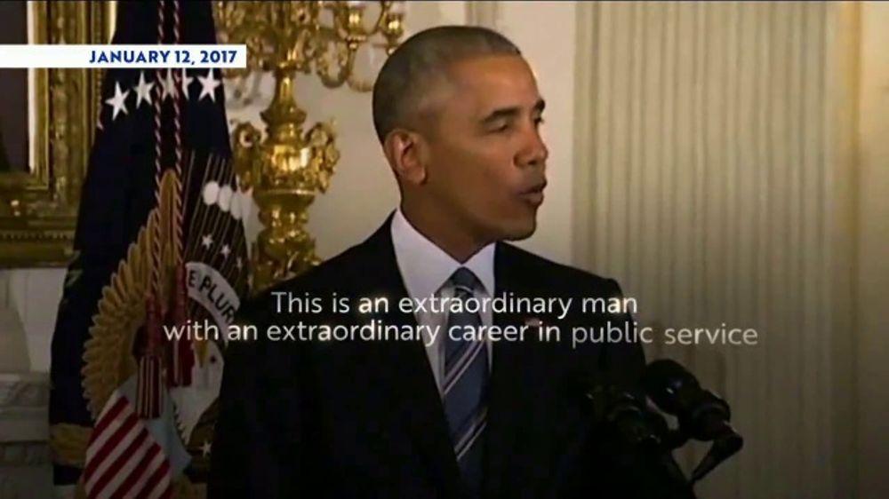 Biden for President TV Commercial, 'Service'
