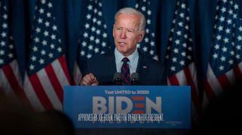 Biden for President TV Spot, 'Service' - Thumbnail 9