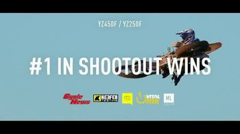 Yamaha YZ-Series TV Spot, 'Victory Zone' - Thumbnail 4