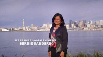 Bernie 2020 TV Spot, 'Pramila' - Thumbnail 2