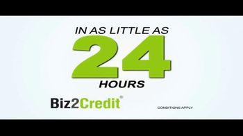 Biz2Credit TV Spot, 'Seamless'