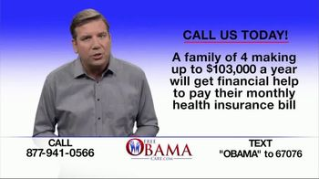 Free ObamaCare TV Spot, 'Landmark Year' - Thumbnail 7
