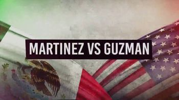 Combate Americas TV Spot, 'Martínez vs. Guzmán' [Spanish] - 11 commercial airings