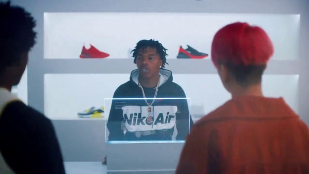 Finish Line TV Commercial, 'Shoes So Fresh: The Future' Featuring Lil Baby, Caleb Mclaughlin, Amber