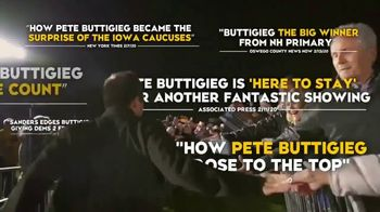VoteVets TV Spot, 'Pete Buttigieg for President' - Thumbnail 2