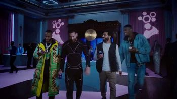 Pepsi TV Spot, 'Play Never Stops' Song by WOST, Ft. Mohamed Salah, Paul Pogba, Lionel Messi, Raheem Sterling - Thumbnail 9