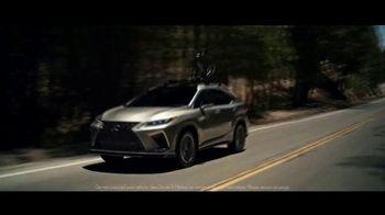 2020 Lexus RX TV Spot, 'Fearless Leader' [T2] - Thumbnail 3
