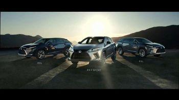 2020 Lexus RX TV Spot, 'Fearless Leader' [T2] - Thumbnail 6