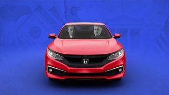 Honda Presidents Day Sales Event TV Spot, 'Mount Rushmore Family' [T2] - Thumbnail 1