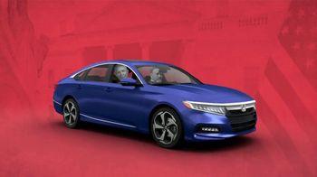 Honda Presidents Day Sales Event TV Spot, 'Mount Rushmore Family' [T2] - Thumbnail 2