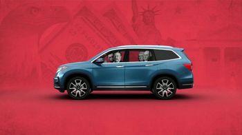 Honda Presidents Day Sales Event TV Spot, 'Mount Rushmore Family' [T2] - Thumbnail 4