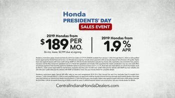 Honda Presidents Day Sales Event TV Spot, 'Mount Rushmore Family' [T2] - Thumbnail 6