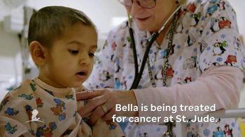 St. Jude Children's Research Hospital TV Spot, 'Bella'