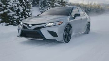 2020 Toyota Camry TV Spot, 'Snow Days Are Fun Again' Song by Wired for North [T1] - Thumbnail 4
