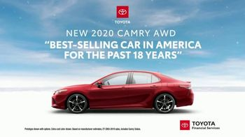 2020 Toyota Camry TV Spot, 'Snow Days Are Fun Again' Song by Wired for North [T1] - Thumbnail 8