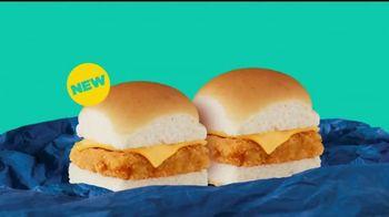 White Castle 2 for $2 Panko Breaded Fish Sliders TV Spot, 'Not Catching Fish' - Thumbnail 3