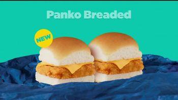 White Castle 2 for $2 Panko Breaded Fish Sliders TV Spot, 'Not Catching Fish' - Thumbnail 4
