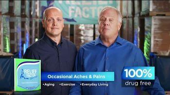 Relief Factor Quickstart TV Spot, 'Number One Reason'