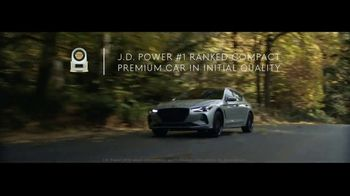 2020 Genesis G70 TV Spot, \'Everything\' [T2]