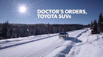 Toyota TV Spot, 'Dear Cabin Fever' [T2] - Thumbnail 7