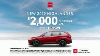 Toyota TV Spot, 'Dear Cabin Fever' [T2] - Thumbnail 9