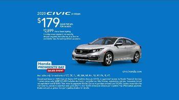 Honda Presidents Day Sales Event TV Spot, 'Amazing' [T2] - Thumbnail 6