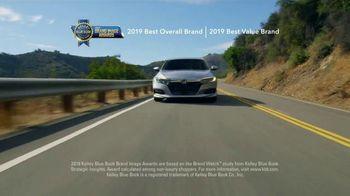 Honda TV Spot, 'Amazing' [T2]