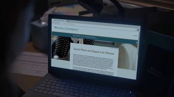 Walden University TV Spot, 'Let It Shine: Social Work and Human Services Degrees' - Thumbnail 4
