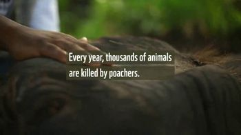 World Wildlife Fund TV Spot, 'Poachers' - Thumbnail 4