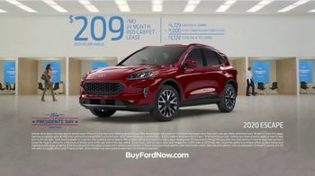 Ford Presidents Day Sales Event TV Spot, 'Monumental' [T2] - Thumbnail 9