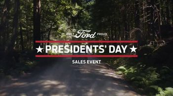 Ford Presidents Day Sales Event TV Spot, 'Monumental' [T2] - Thumbnail 7