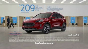 Ford Presidents Day Sales Event TV Spot, 'Monumental' [T2] - Thumbnail 8