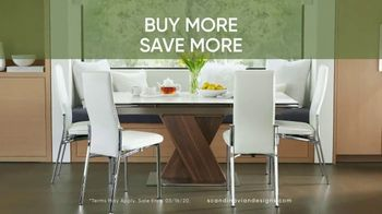 Scandinavian Designs Buy More Save More Event TV Spot, 'Spring Refresh'