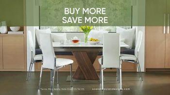 Scandinavian Designs Buy More Save More Event TV Spot, 'Spring Refresh' - Thumbnail 2
