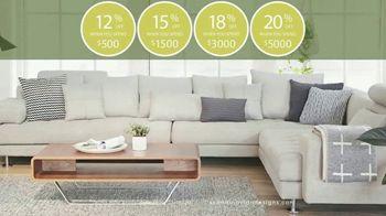 Scandinavian Designs Buy More Save More Event TV Spot, 'Spring Refresh' - Thumbnail 7