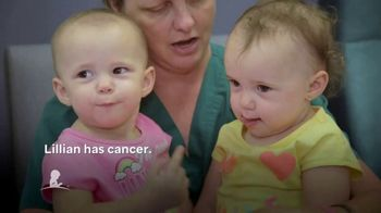 St. Jude Children's Research Hospital TV Spot, 'Lillian and Emmy' - Thumbnail 1