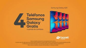 Boost Mobile TV Spot, 'Adelántate con Boost Mobile: lucha' [Spanish] - Thumbnail 8
