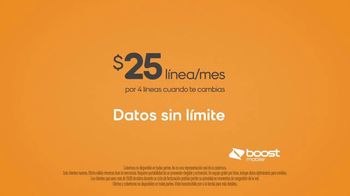 Boost Mobile TV Spot, 'Adelántate con Boost Mobile: lucha' [Spanish] - Thumbnail 7