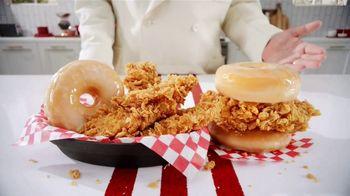 KFC Chicken & Donuts TV Spot, 'Flor de donas' [Spanish] - 1206 commercial airings