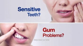Sensodyne Sensitivity & Gum TV Spot, 'Dual Action Effect' - Thumbnail 1