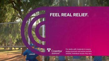COSENTYX TV Spot, 'Treating Multiple Symptoms'