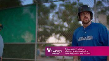 COSENTYX TV Spot, 'Treating Multiple Symptoms' - Thumbnail 8